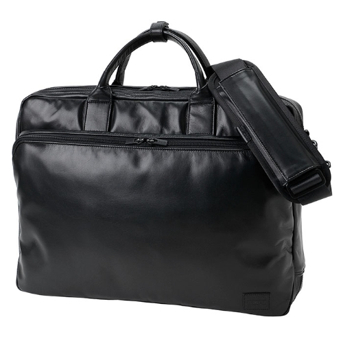 PORTER / PORTER TIME BLACK / 3WAY BRIEFCASE